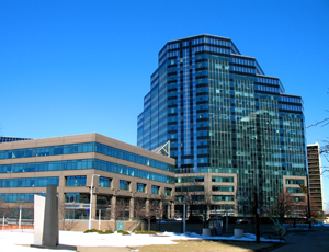 North Point Office Building and Tower