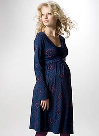 Wrap dresses for pregnant women