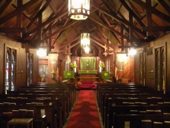 Inside Christs Church