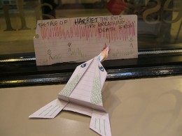 You can also try out Origami with paper.