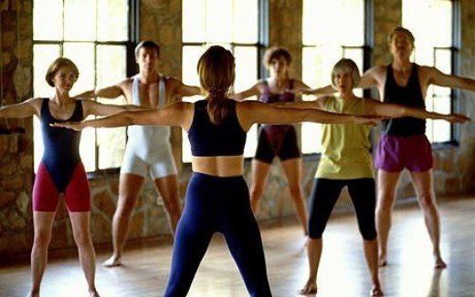 Aerobic Toning Exercises for Women