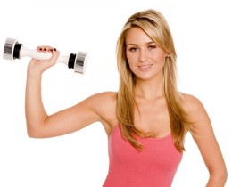 Light Weight Toning Exercises for Women