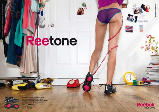 Fitness is fun again with Reebok Easytone shoes