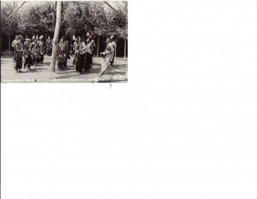 Shoshone Sun Dance