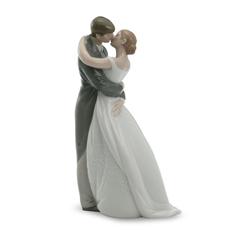 Nao Lladro Wedding Figurines