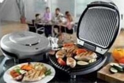 George Foreman Grill for Healthy Cooking