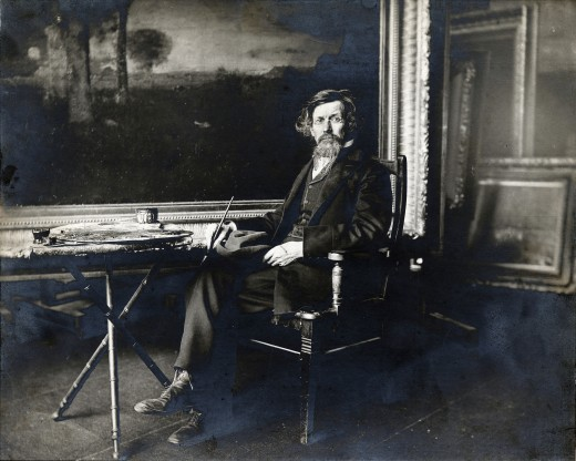 GEORGE INNESS IN 1890