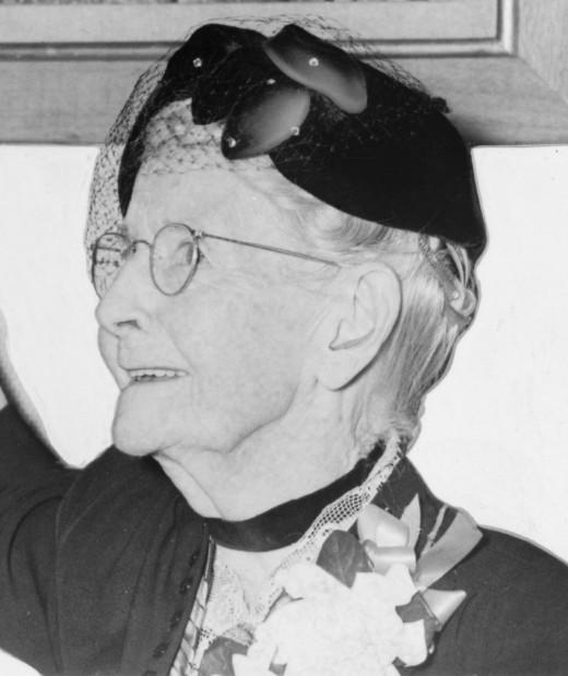 GRANDMA MOSES IN 1953