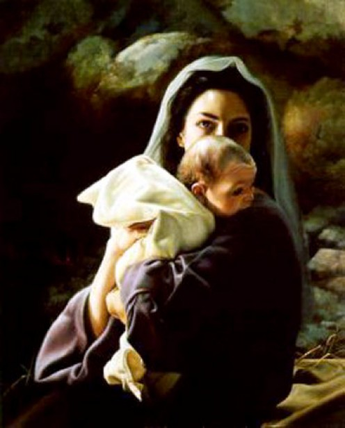 Of a Sinful Woman, Mary