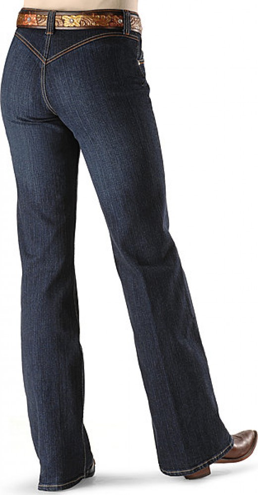 The Miracle Faith Slimming Jean