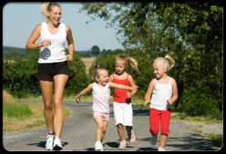 FITNESS - How To Be A Fit Mommy
