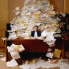 Dealing efficiently with junk mail and other paperwork around the house