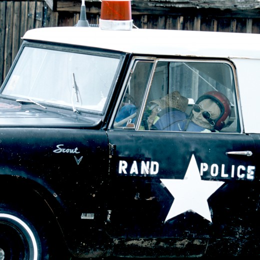 Rand Police