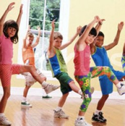 Dancing for boys and girls :  a way to being fit