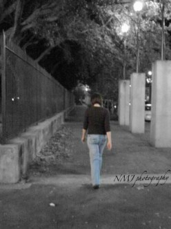 """Walks Alone"""