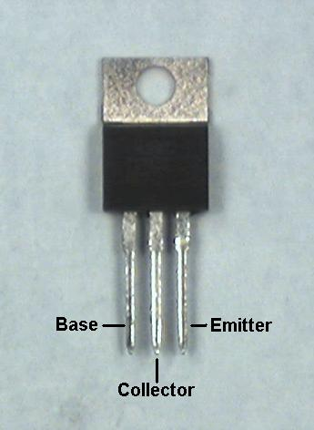 these pins are looking at the tip from front the steel part is at the back.