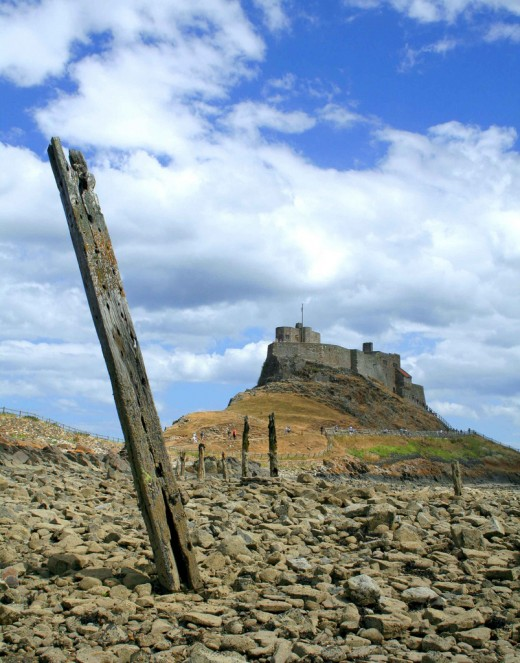 Lindisfarne, The beginning of the Viking Age