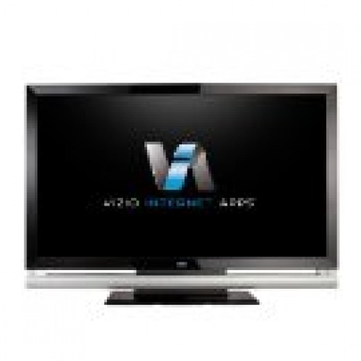 VIZIO VF552XVT 55-Inch Class XVT Series TRULED 240Hz sps LED LCD VIZIO Internet Apps HDTV -- image credit: amazon.com