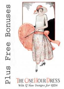 One Hour Flapper Dress Pattern