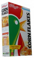Kelloggs Corn Flakes, always the first choice when making Corn Flake biscuits!