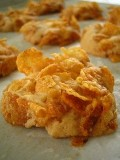 How to make Corn Flake biscuits - cookies recipe using Kellogg's - Kellogs Cornflakes