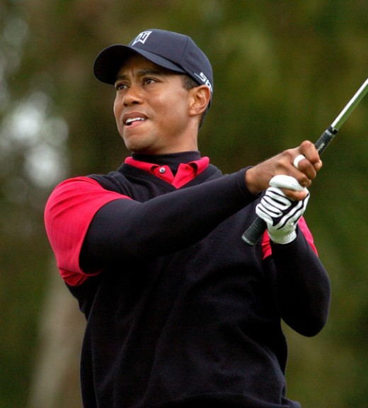 Tiger Woods in the prowl, will he roar like what his name suggests or will the pressure turned him to a pussy cat in the Augusta Masters.