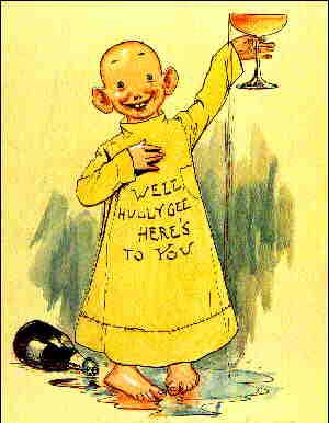 """The Yellow Kid in """"The Truth"""" Magazine, 1894"""