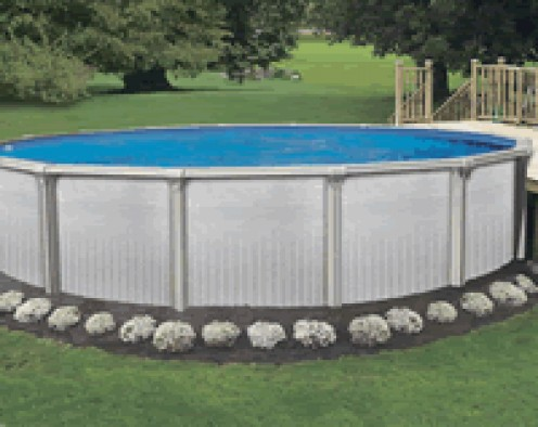 How Anyone Can Take Down an Above Ground Swimming Pool