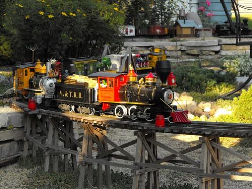 Hobby train g scale trains