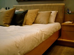 Bamboo Sheets come in many colors and are silky soft.