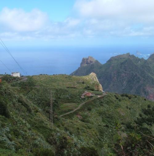 Mountains around Taborno