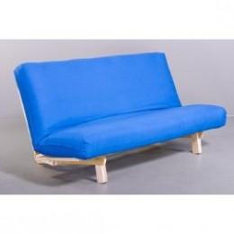 Bi-fold futon sofa beds