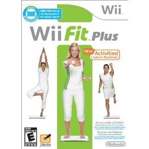 Nintendo Wii Fit Plus!