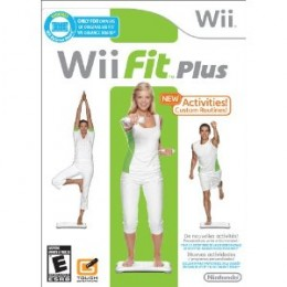 Nintendo Wii Fit Plus!