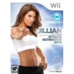 Jillian Michaels Fitness Ultimatum 2010 Wii Fit Game