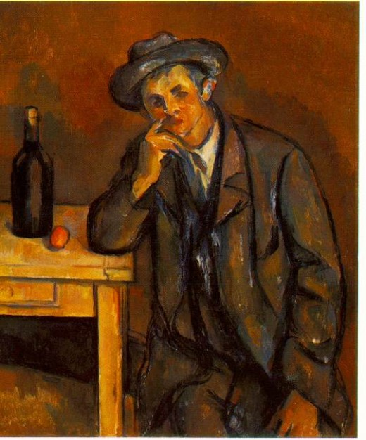 Paul Cezanne, Barnes Collection