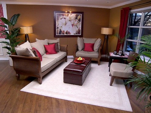 Amazing Feng Shui Techniques In A Living Room