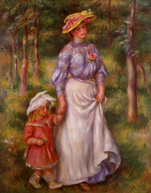 Renoir, Barnes Foundation