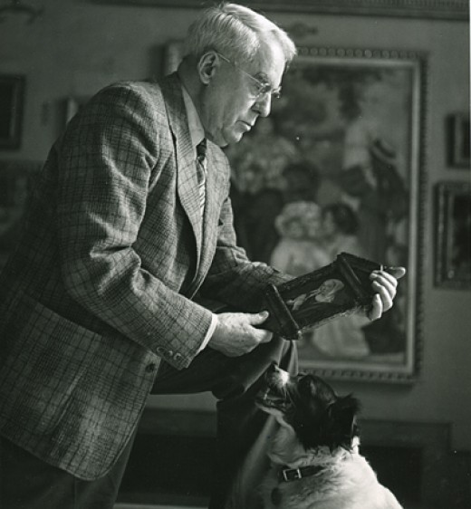 Dr. Albert C. Barnes
