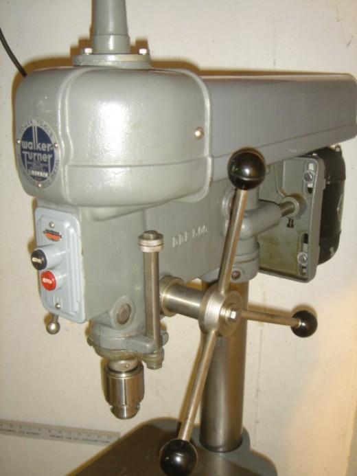 The Walker-Turner Drill Press   HubPages