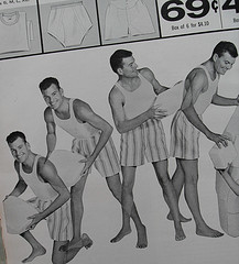 Good ole Old Fashioned Classic Boxers from the 1940's