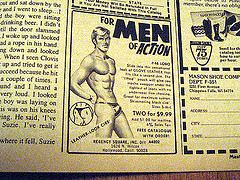 Historical Underwear Advertisment.
