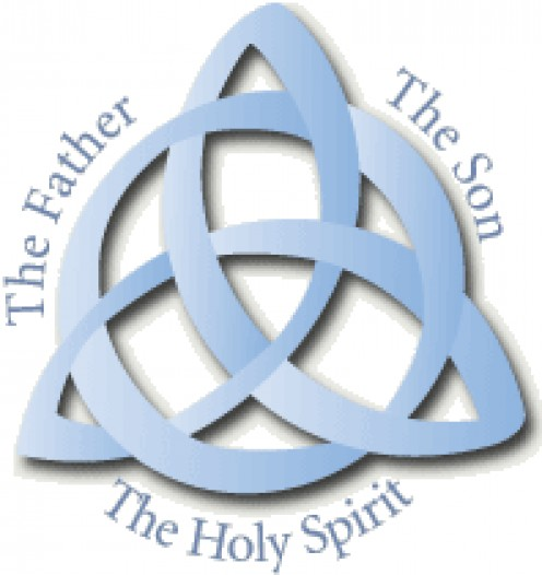 The Symbol of the Holy Trinity