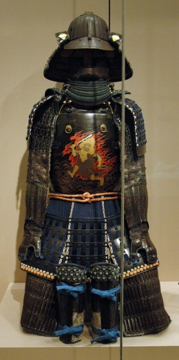 samurai armor by Marshall Astor