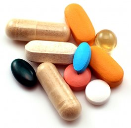 Vitamins Promote Good Health