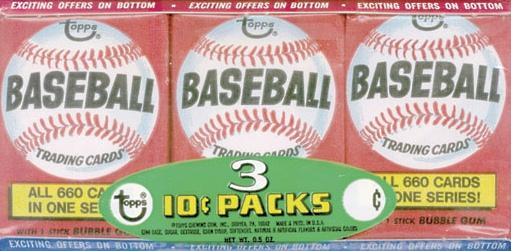 1974 Football Rack Pack
