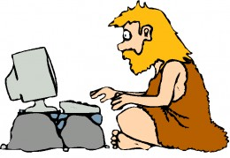 Hubpages - so easy a caveman could do it