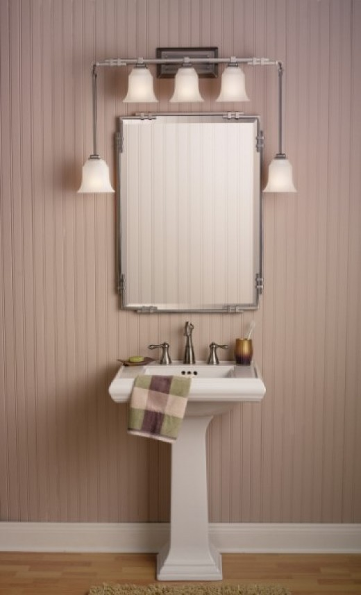 two great diy small bathroom renovations