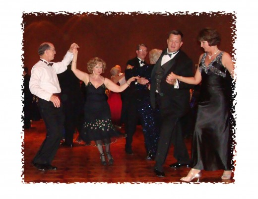 Black Tie Gala Held By Carolina Heartland Chapter of USA Dance
