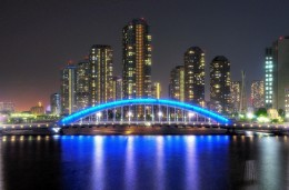 Tokyo Water Front by hide99